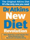 Dr Atkins New Diet Revolution (eBook)